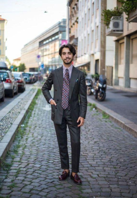 10 Homens Que Erraram na Hora de Escolher o Look