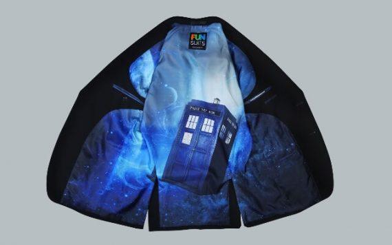 Dr. Who: Série Ganha Linha de Alfaiataria e Acessórios
