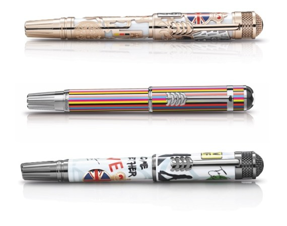 Montblanc Great Characters The Beatles Edition