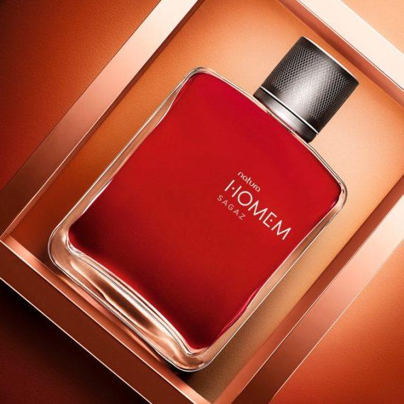 Testamos: Perfume Natura Homem Sagaz