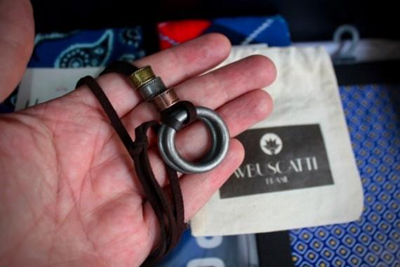 Unboxing: Acessórios Masculinos Enviados pelo Site HomemZ - Colar
