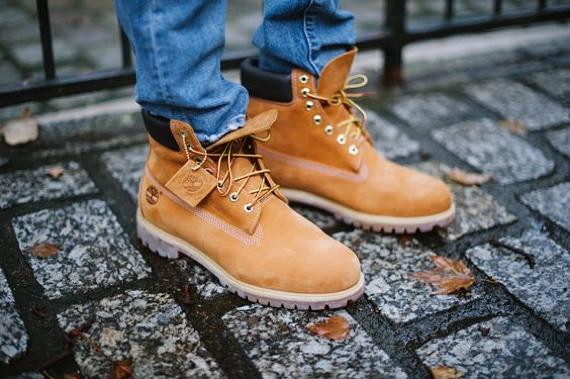A História das Yellow Boots da Timberland