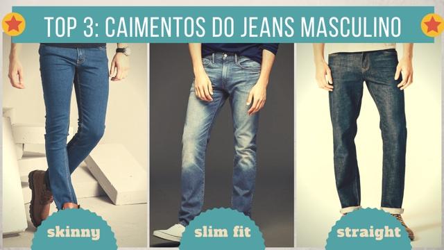 Caimentos de jeans
