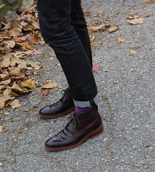 O que são ankle boots? - Chukka Boot é um tipo de ankle boot!