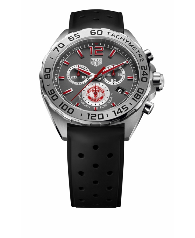 TAG Heuer Formula 1 Manchester United