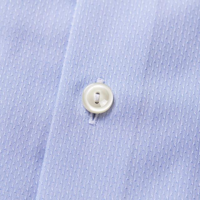 Partes da Camisa Social - Botões e casas