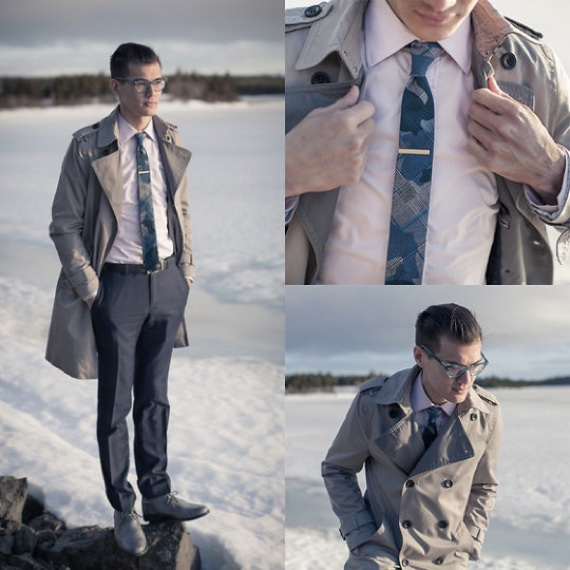 O Look Certo: Business Casual Com Trench Coat