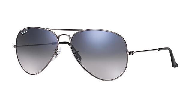 óculos escuros - lentes polarizadas - Aviador Ray-Ban