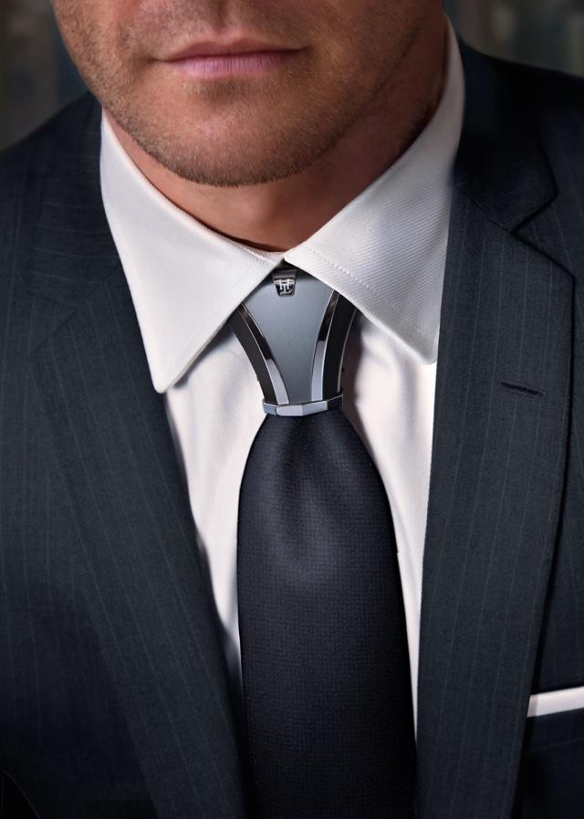Hoodtie: Um Acessório Inútil Para Sua Gravata