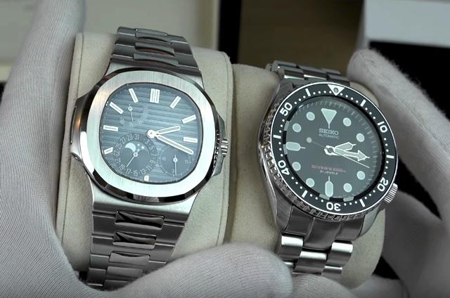 cd118a90060 A Diferença Entre um Relógio de 150 Mil e um de 1.500 Reais - Canal ...