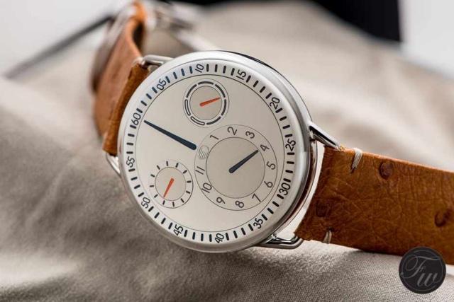 Ressence é a Prova de Que os Designers de Relógios Não Conhecem Limites