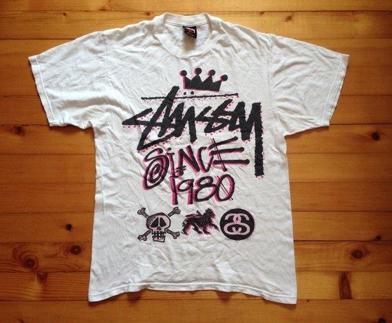 Camiseta Stüssy