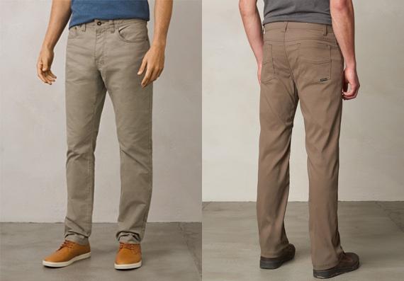 Calça Chino Masculina - Comparação calça cáqui