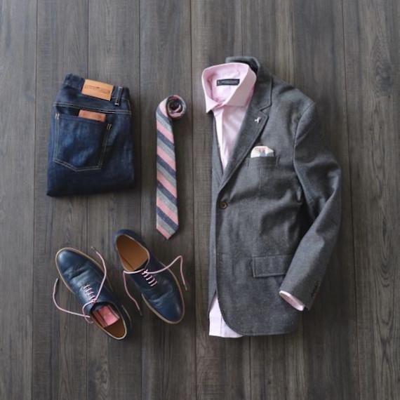 6 Razões Para Ter um Blazer Cinza no Guarda-Roupa Masculino