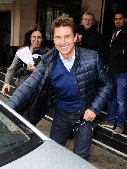 12 Macetes Que Tom Cruise Usa Para Disfarçar a Baixa Estatura
