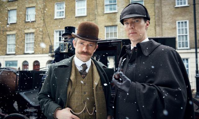Ulster Coat - Sherlock e Watson
