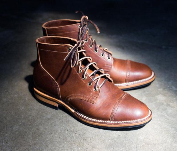 Tipos de Couro de Sapato - Horsehide