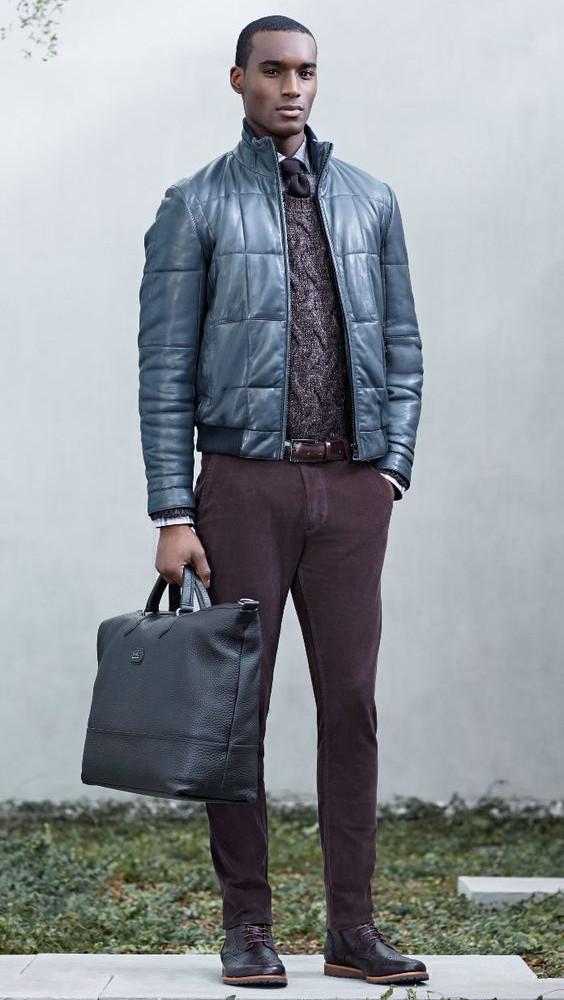 Jaqueta de Matelassê - Texturas