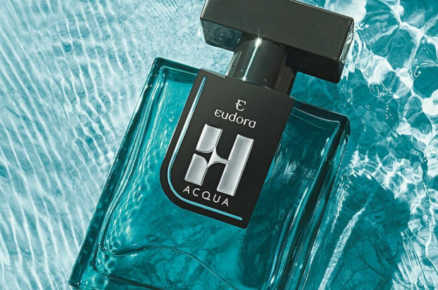 Testamos: Perfume Eudora H Acqua (Deo Colônia)