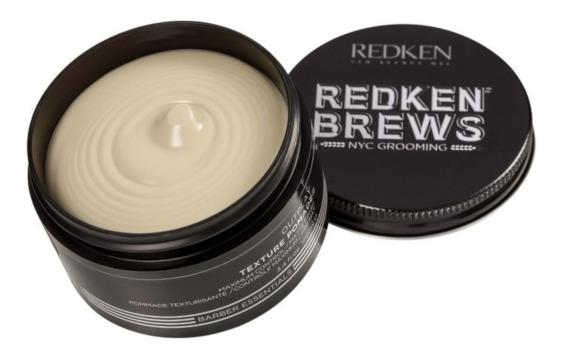 Testamos: Redken Brews Outplay Texture Pomade