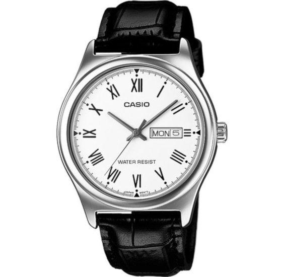 Casio - 6 Relógios Masculinos Com Pulseira de Couro Para Comprar On Line