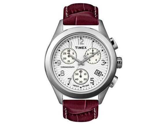 Timex - 6 Relógios Masculinos Com Pulseira de Couro Para Comprar On Line