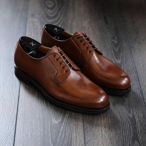 Sapato blucher