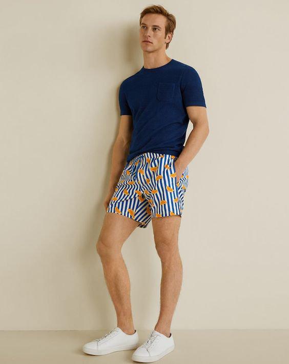 Dicas Para Usar Shorts Masculinos no Look de Verão