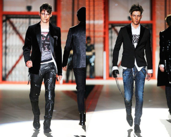 Uma Década de Moda Masculina: O Visual Do Homem em 2010