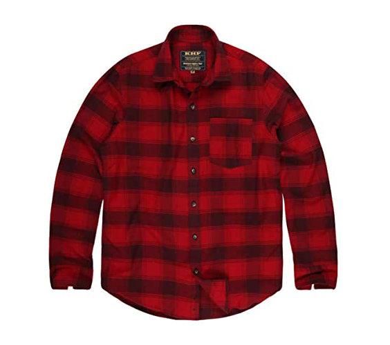 Flanellhemd - 15 bequeme Kleidung, um stilvoll zu Hause zu bleiben