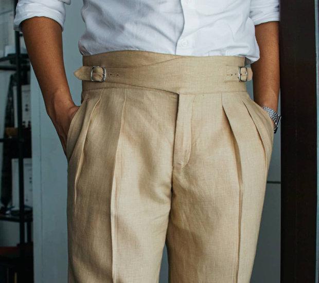 Calça Gurkha: O Que é e Como Usá-la no Traje Masculino