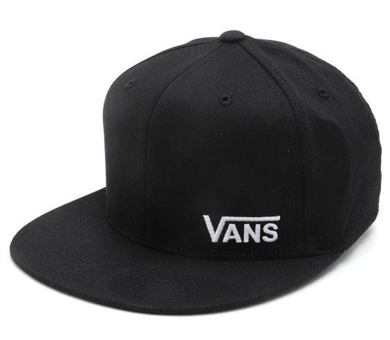 Minimalistische Herrenmützen für Sommerkleidung - Vans Cap