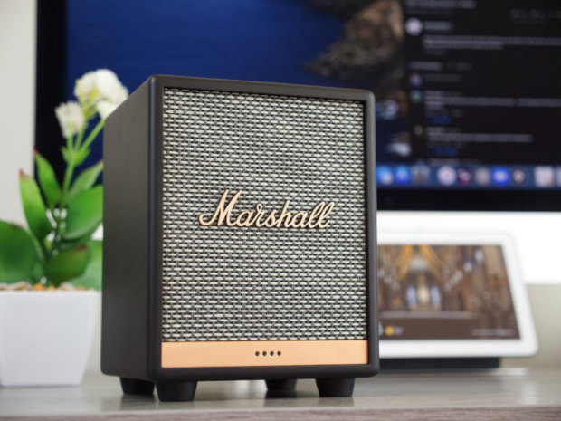 Uxbridge: O Smart Speaker da Marshall