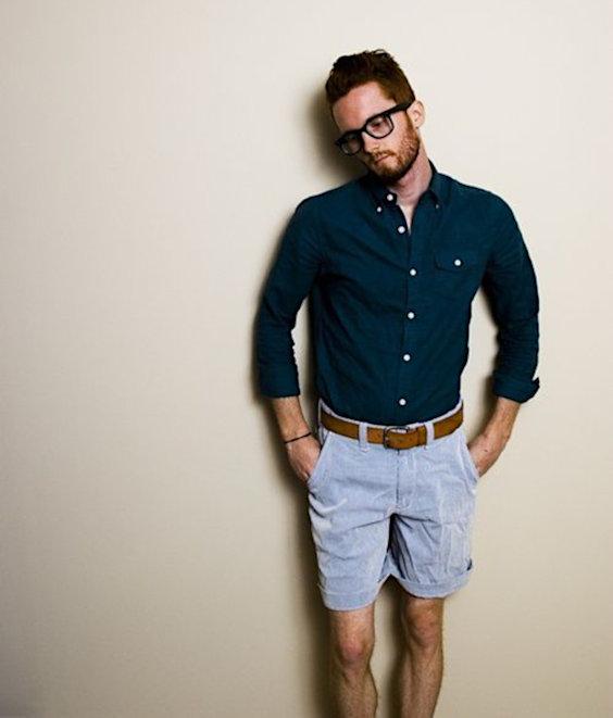Dúvida do Leitor: Posso Usar Camisa Por Dentro da Bermuda?