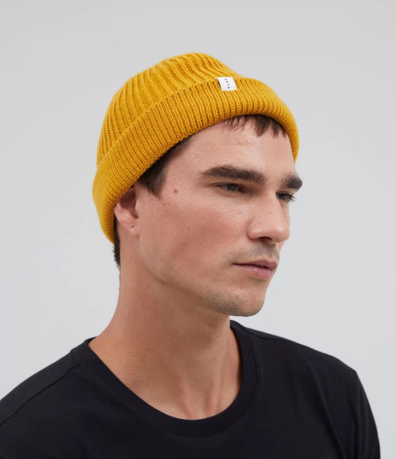 Tendências do Outono Inverno Masculino 2021 - gorro fisherman