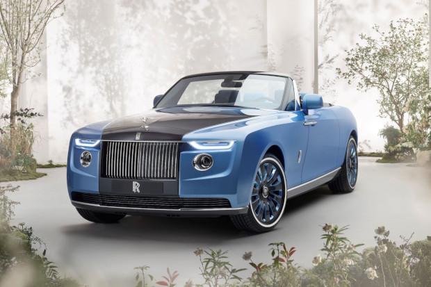 Parceria da Bovet Com a Rolls-Royce é de Cair o Queixo!