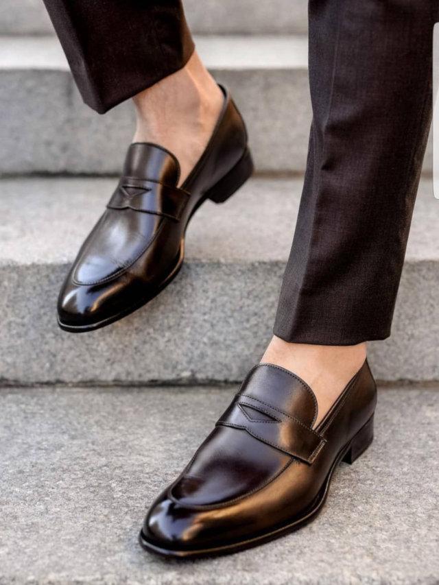 Sapato Loafer Masculino: Características e Modelos Mais Comuns