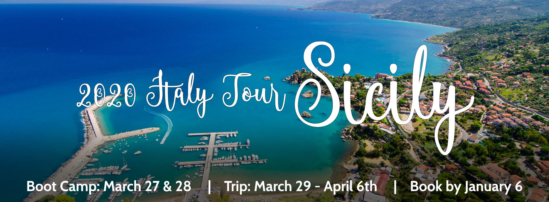 2020 Sicily Tour with The Inn at Stone Mill