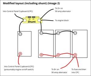Battery Shunt Wiring Diagram | Wiring Diagram