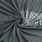 Feilaxleer Housse de Canapé d'angle Extensible,Couverture de Canapé Revêtement de Canapé Universelle de Forme L (4 Places+3 Places,B)