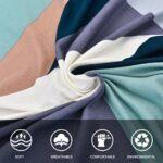 SHIYANTQ G301483 Housse de canapé d'angle universelle en élasthanne élastique pour salon 1 place 90-140 cm
