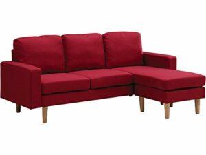 Canapé d'angle réversible