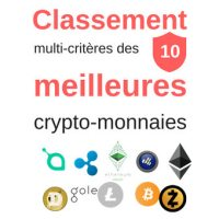 [Par critères] Classement des 10 meilleures crypto-monnaies