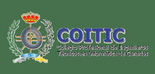 Logo Colegio Profesional de Ingenieros Técnicos en Informática de Canarias