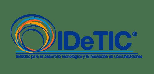 Logo IDETIC