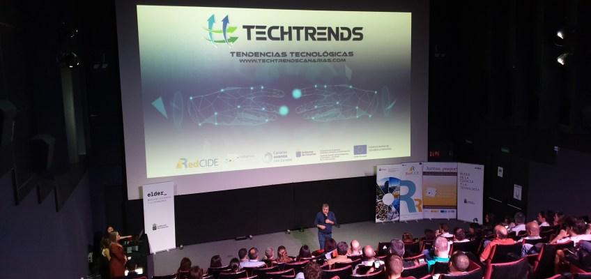 Inauguración de TechTrends 2019