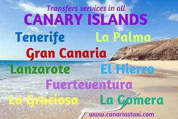 Top Destinations in Canary Islands - Tenerife - Gran Canaria - Fuerteventura - Lanzarote - La Palma - La Gomera - El Hierro - La Graciosa