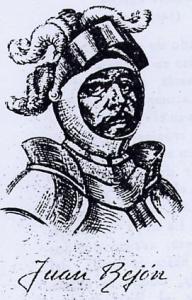 Juan Rejón, grabado.