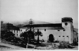 Convento de Nuestra Señora de las Nieves, San Juan Bautista y Santo Tomás de Aquino.