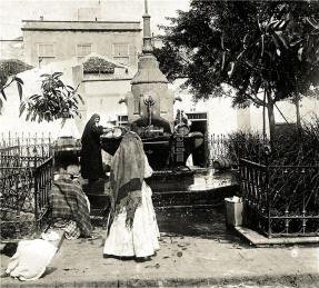 Fuente de Santo Domingo (foto Miguel Bravo)